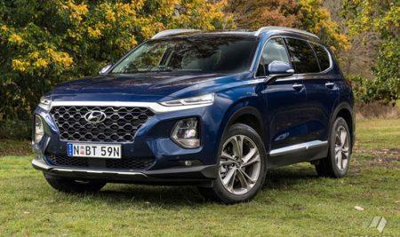 Hyundai Santa Fe đánh bại Mazda CX-9?