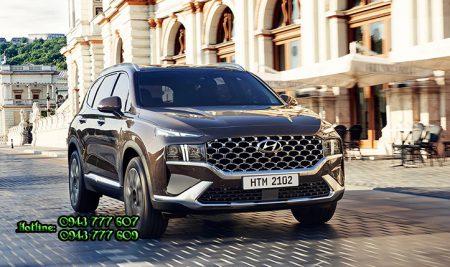 Hyundai Santafe 2021 New
